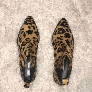 NEW Leopard Print Chelsea Boot